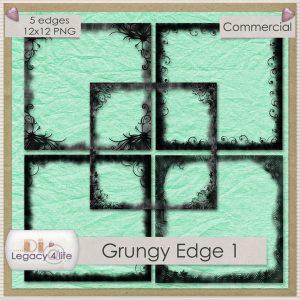 Grunge Edges 1